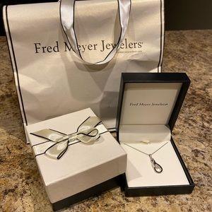 Fred Meyer Diamond Necklace